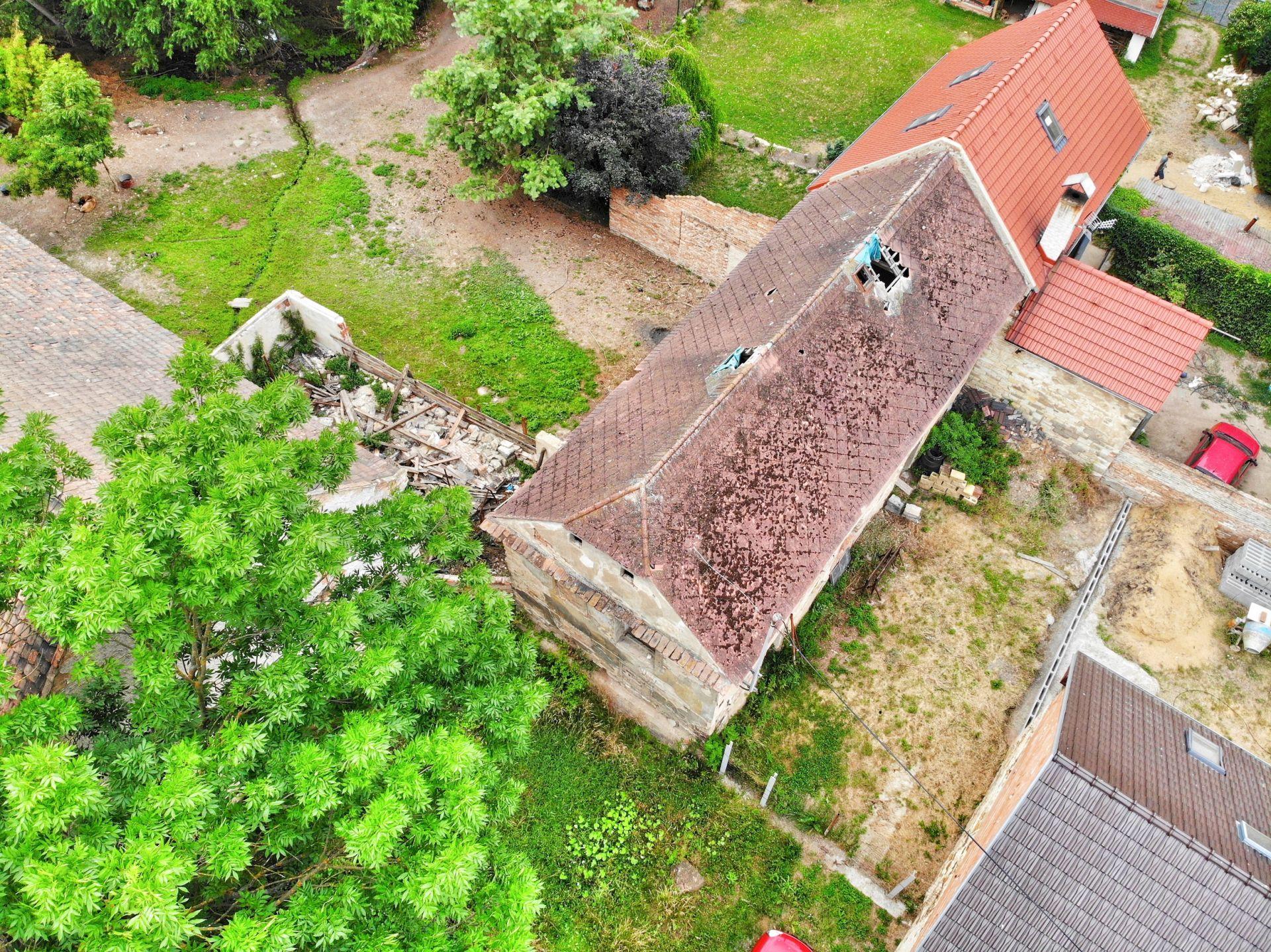 Rodinný dům s pozemek 270m2 Lisovice u Slaného