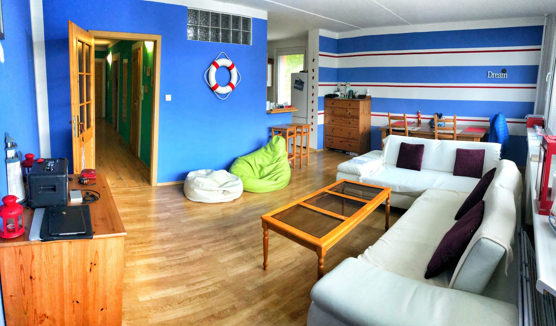 Krásný a prostorný byt 4+1 Slaný
